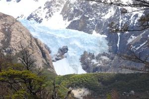 Piedras Blancas Glaciar