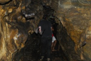 Making our way through the bat cave