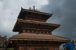 A temple in Bhaktapur